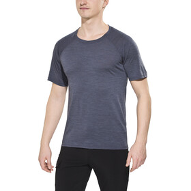 Bergans Sveve Wool Tee Men  NightBlue Mel